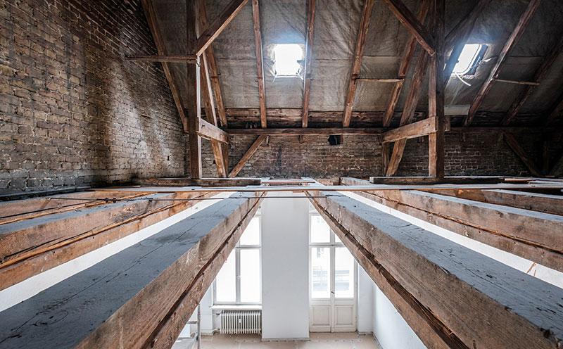Sanierung Denkmalschutz