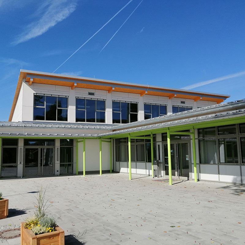 Turnhalle Haselbach